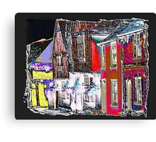 Old Charm Canvas Print