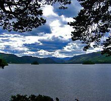 Derwentwater View II by Tom Gomez
