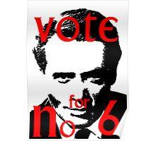Vote #6 Poster