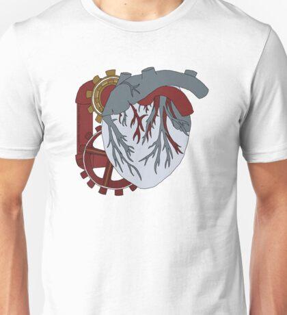 Clockwork Heart Unisex T-Shirt