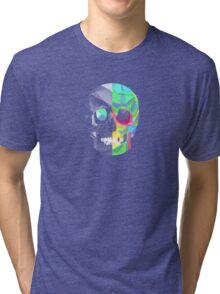 Vector Skull Tri-blend T-Shirt
