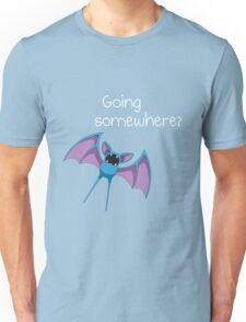 Zubat - Going Somewhere? Unisex T-Shirt