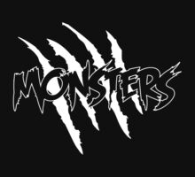 MONSTERS MERCHANDISE by monstersmerch