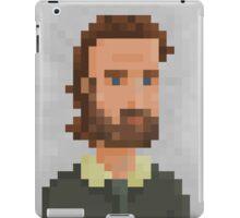 Rick TWD iPad Case/Skin