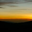 Uldale Common- The Sun Going Down by Lou Wilson