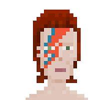 Aladdin Sane Pixel 2 by pixelfaces