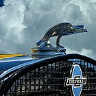 1930 Chevrolet Hood Ornament by TeeMack