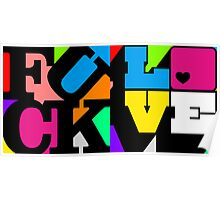 F*ck/Love Poster