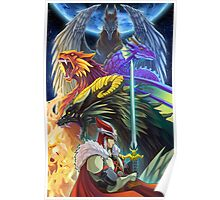 The Dragonmaster Poster