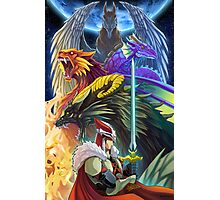 The Dragonmaster Photographic Print
