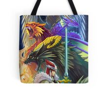 The Dragonmaster Tote Bag