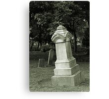 The Marker Canvas Print