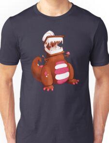 Ice Cream Dinosaur Unisex T-Shirt