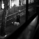 LONDON: VIEWS FROM THE TOP DECK PT 12: CIGARETTE BREAK by Redtempa