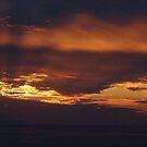 Stunning Sky In The Winter - Estupefaciente Cielo En El Invierno by Bernhard Matejka