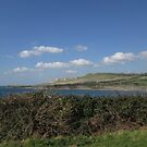 Kimmeridge Bay (Tide In), Dorset, England by MagsWilliamson