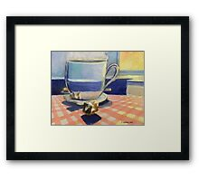 dance of the sugarcoobs  Framed Print