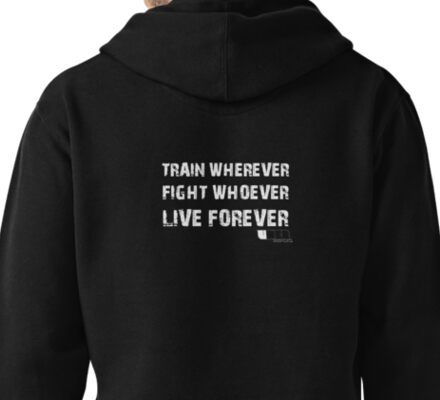 Uber - Live Forever Pullover Hoodie