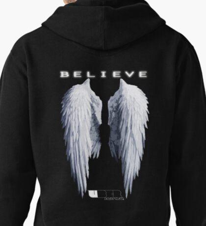 Uber - Believe Wings hoodie Pullover Hoodie