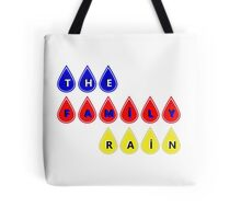 The Family Rain Logo Tote Bag