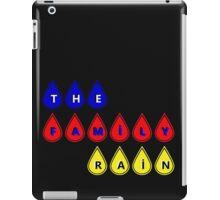 The Family Rain Logo iPad Case/Skin