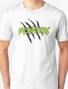 MONSTERS MERCHANDISE ORIGINAL GREEN T-Shirt