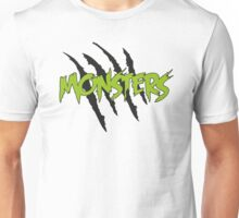 MONSTERS MERCHANDISE ORIGINAL GREEN Unisex T-Shirt