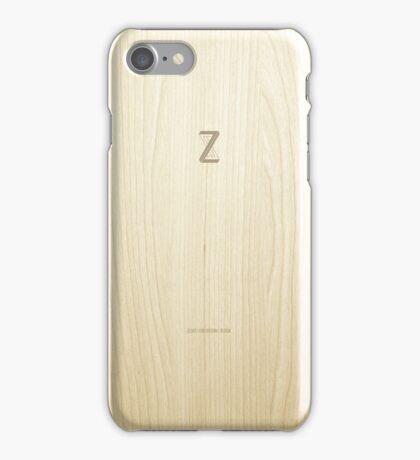 Clear wood iPhone Case/Skin