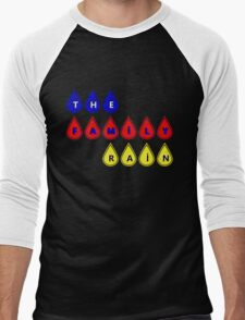 The Family Rain Logo Men's Baseball ¾ T-Shirt