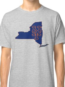Mets Over Yankees Classic T-Shirt