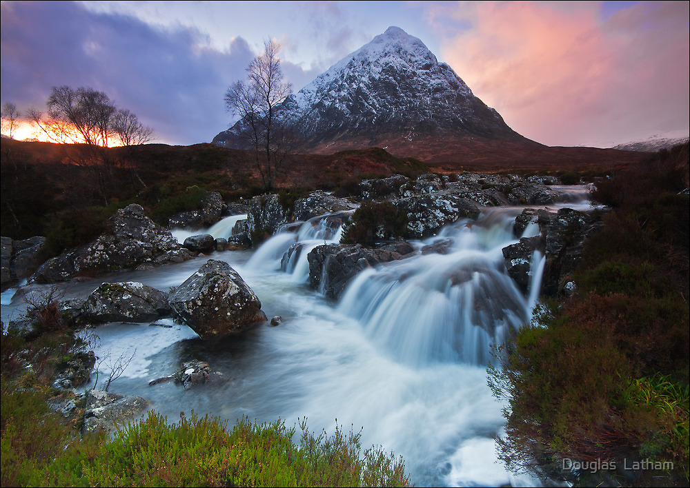 The Great Herdsman of Etive by Douglas  Latham