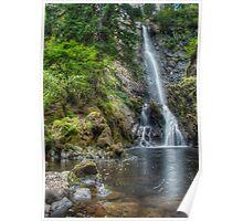 Plodda Falls Poster