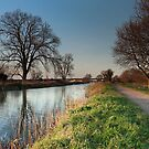 Bridgwater and Taunton Canal by kernuak