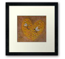 Hunnie Bee Framed Print