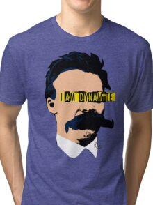 PopNietzsche Tri-blend T-Shirt
