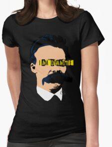 PopNietzsche Womens Fitted T-Shirt