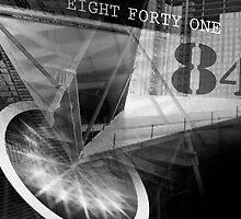 Eight Forty One by JimBremer