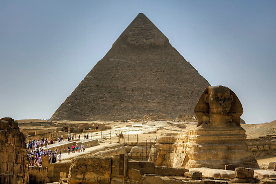 The wonders of Egypt by Tom Gomez