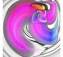 Shape / Colours Photographic Print