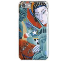 East meets West iPhone Case/Skin