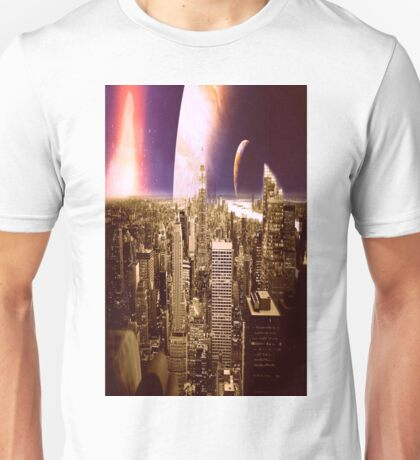 New New York Unisex T-Shirt