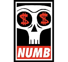 Obey the Numb$kull Photographic Print