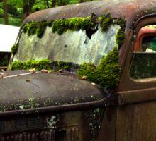 Old Truck Sticker