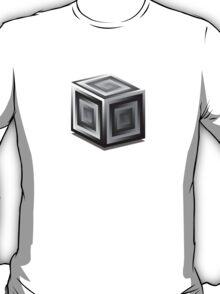 SuperCollider mild mannered cube shirt T-Shirt