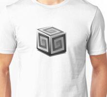 SuperCollider mild mannered cube shirt Unisex T-Shirt