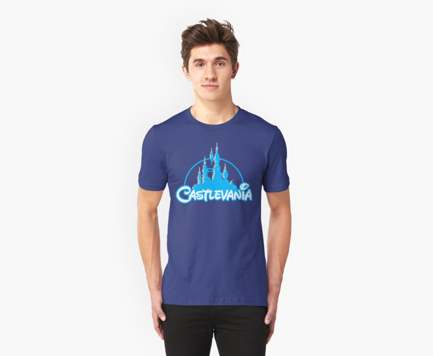 Castlevania by BiggStankDogg