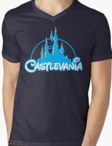 Castlevania Mens V-Neck T-Shirt