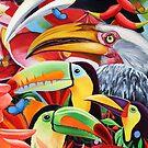 Jungle Colours by Graeme  Stevenson