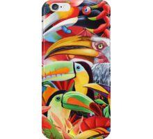 Jungle Colours iPhone Case/Skin