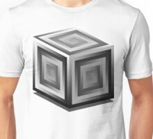 SuperCollider SuperSize maximum gain cube shirt Unisex T-Shirt